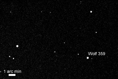 wolf 359 astronomical star -#main